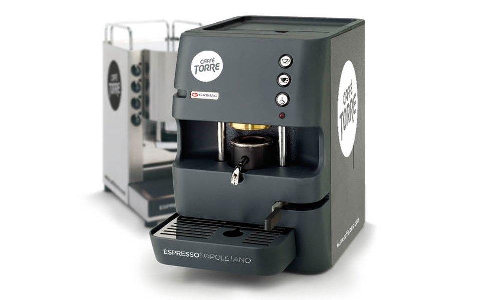 torre macchinette cialde caffe