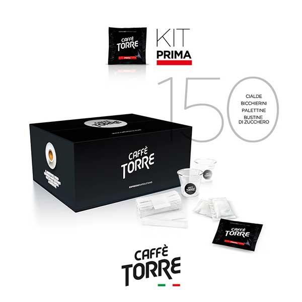 caffe torre kit cialde prima