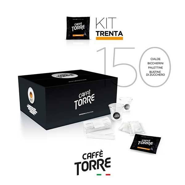 caffe torre kit cialde trenta