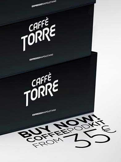 caffe torre kit promo 35