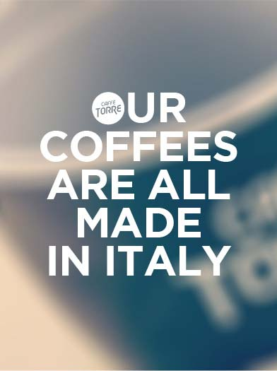 caffe torre our coffees